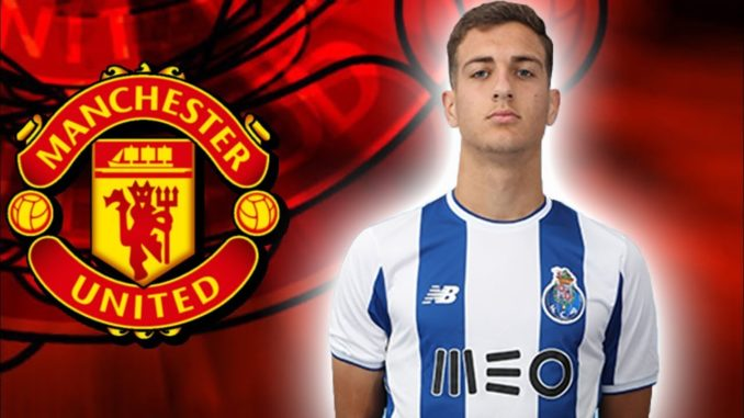 96e729380 Pictures  Diogo Dalot in Manchester United shirt following transfer ...