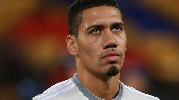Man United Open Contract Talks With Chris Smalling Report