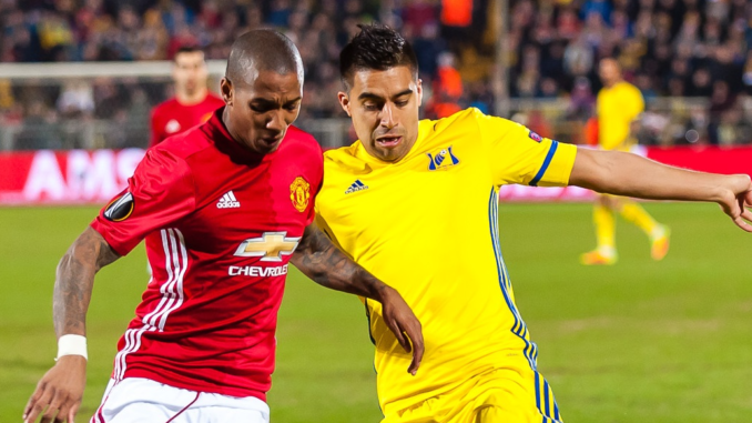 Man United Offer New One Year Deal To Ashley Young Report