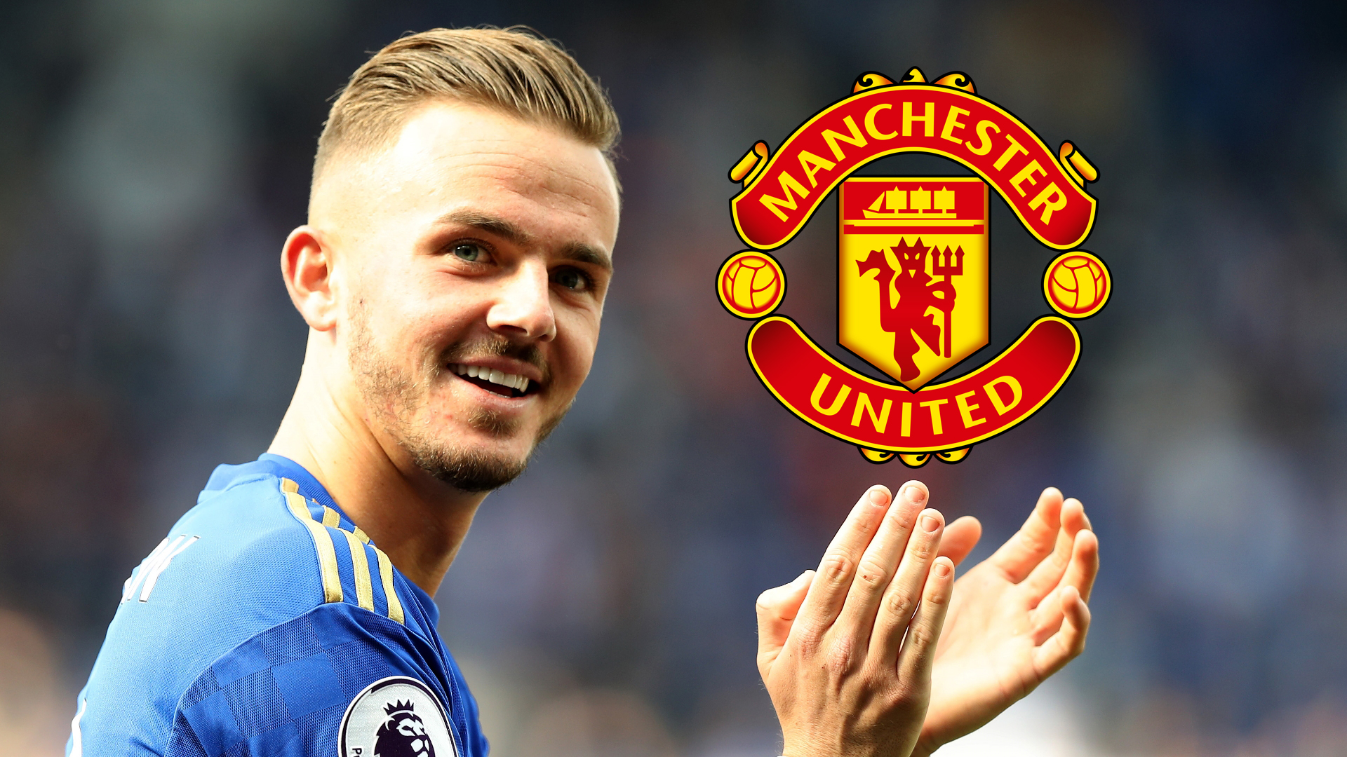Why James Maddison would be perfect for Manchester United ...