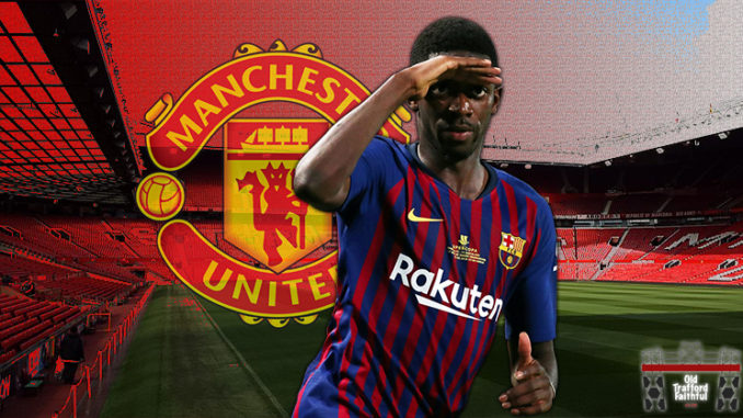 Ousmane Dembele to Man United...?