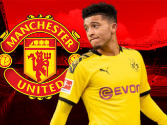 jadon sancho man united offer