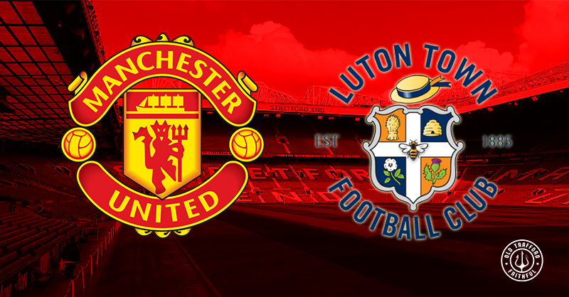 luton town vs man united - photo #7