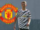ethan galbraith man united first team promotion