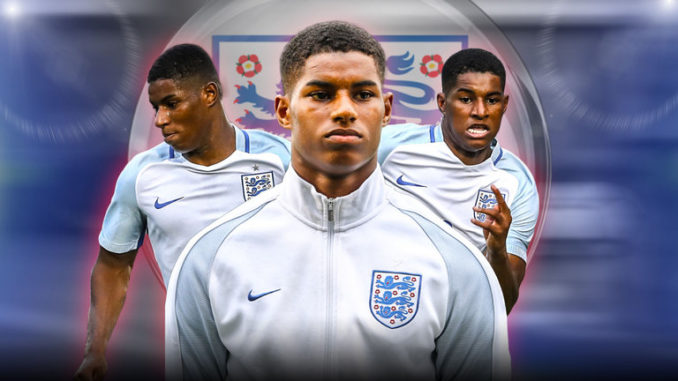 Confirmed: Four Manchester United Players Named In England