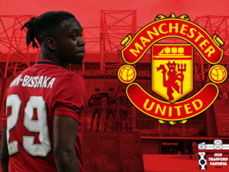 aaron wan-bissaka man utd right-back