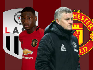 predicted man utd xi vs LASK 2019/20 Europa League away