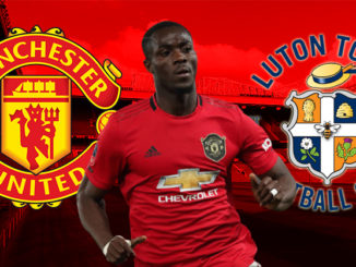 eric bailly vs luton town great display