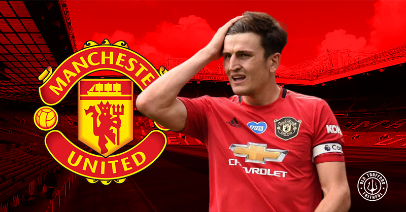 Man United fans react to abysmal Harry Maguire display vs Leicester City – Old Trafford Faithful