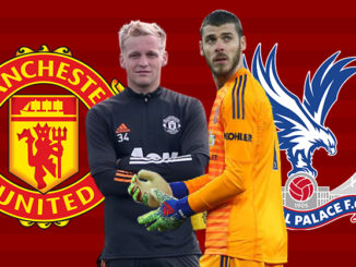 man utd crystal palace 2020/21 predicted xi
