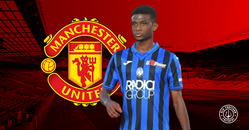 Amad Diallo set to join Man United 'very soon' Solskjaer ...