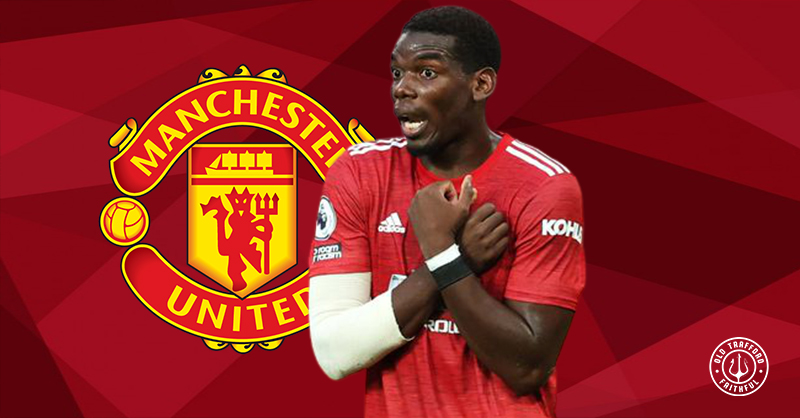 Paul Pogba calls out 'big lies' from media – Old Trafford Faithful