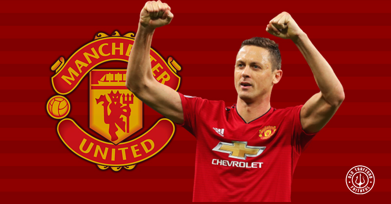 Nemanja Matic being eyed by Barcelona in cut-price deal: report – Old Trafford Faithful