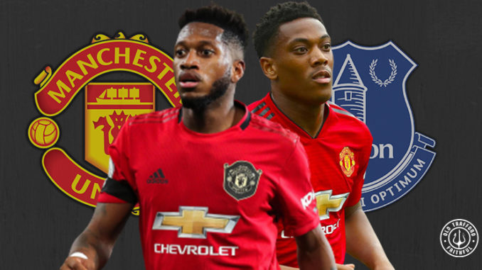 predicted man utd xi vs everton