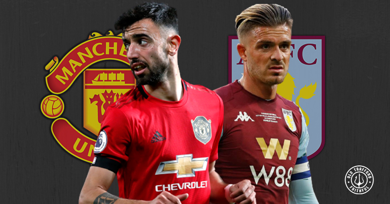 Predicted Man Utd XI vs Aston Villa (Premier League home ...